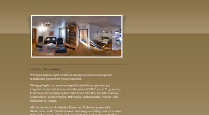 Neue Homepage: seglerweg.de