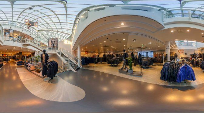 Neuer Rundgang durch die Läden von Bruns Männermode in Oldenburg